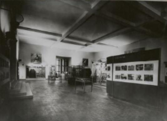 Vue partielle de l'exposition Collections du Tchad