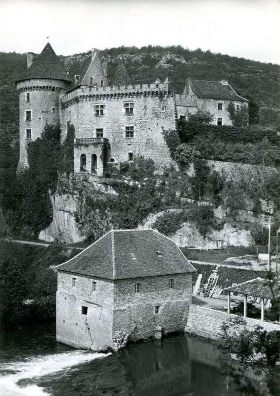 Château-musée de Cabrerets