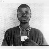 L'informateur Ambara Dolo, de face (1931)