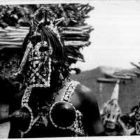 SANGA - Masque