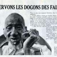Conservons les Dogons des falaises nigériennes