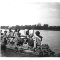 Gué du Nil à B. Dar