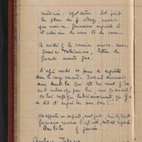 13 Mars 1937. Agenda