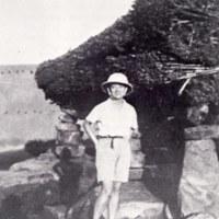Denise en 1935 (?) Mission au Mali