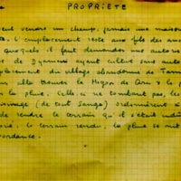 Propriété (2)