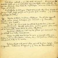 Instructions d'ethnographie descriptive – cours de Mauss 1927-1928