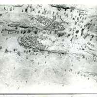 Photographie aérienne des 2 Ogol