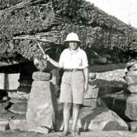 Deborah Lifchitz à Sanga
