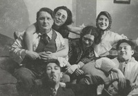 Equipe du Musée d'Ethnographie du Trocadéro en 1936-1937.