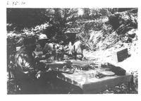 Campement de May Sambago : le déjeuner