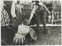 Déborah Lifchitz à Gondar Mission Dakar Djibouti 1932